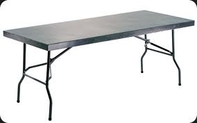 Steel folding Tables Manufacturers